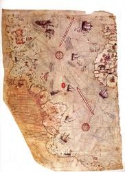 თურქი ადმირალის რუკის საიდუმლო, რომელმაც შეიძლება კაცობრიობის ისტორია გადაწეროს
