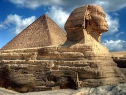 ეგვიპტის პირამიდები და სფინქსი ერთ დროს წყლით იყო დაფარული?