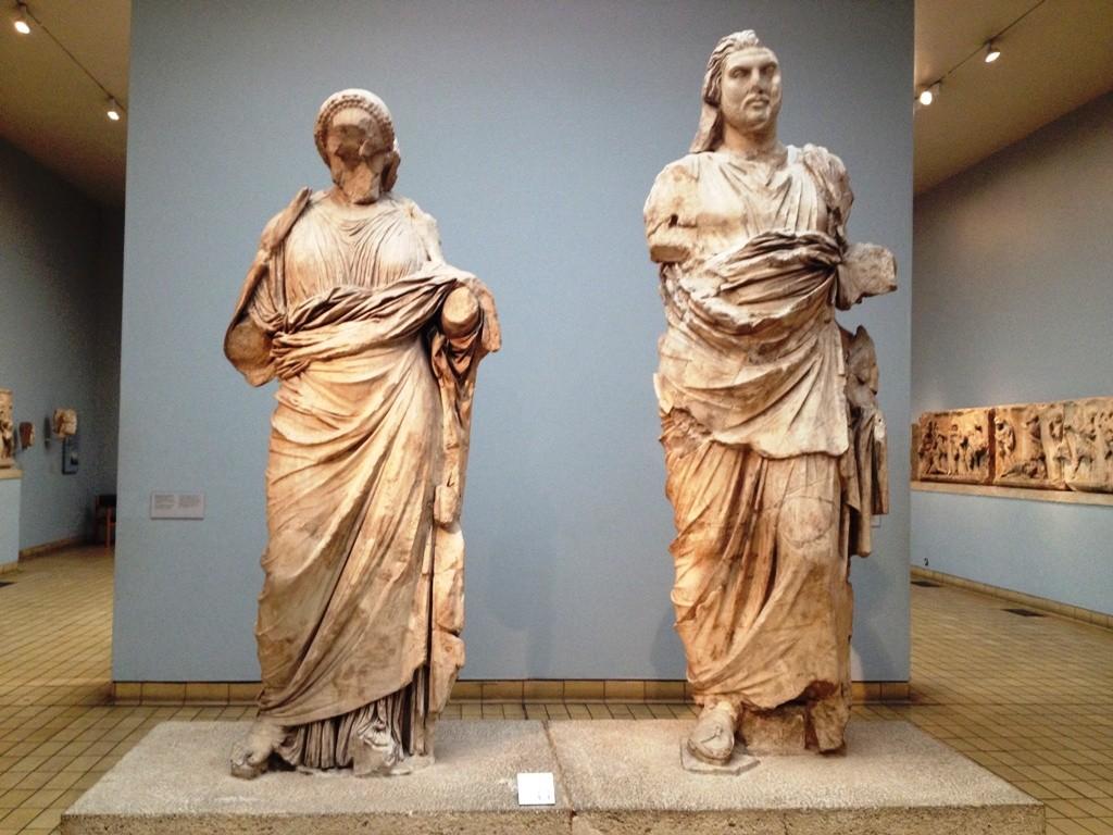 Maussollos and Artemisia2