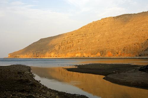 Musandam Fjords, Oman
