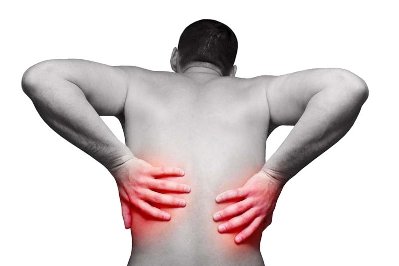 Боль в левом подреберье со стороны спины