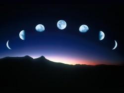 მთვარის კალენდარი – 9 მაისიდან 15 მაისის ჩათვლით
