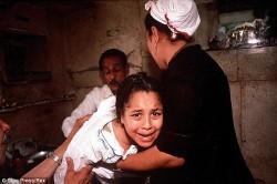 შოკისმომგვრელი ციფრები – ეგვიპტეში გათხოვილი ქალების 92% -ს წინდაცვეთა აქვს გაკეთებული