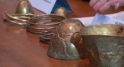 არქეოლოგიური აღმოჩენა – 2400 წლის სკვითების მარიხუანას მოსაწევი ჭურჭელი