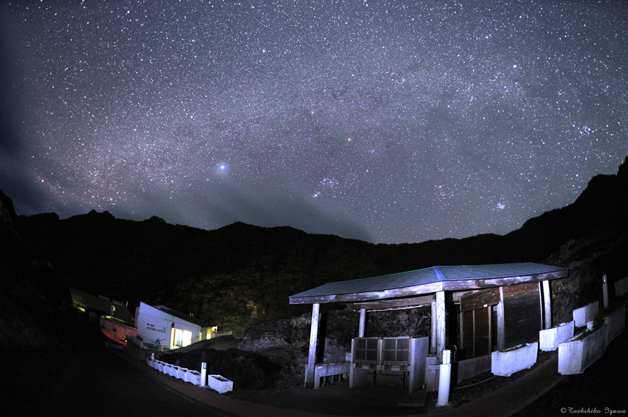 Aogashima-night-Stars