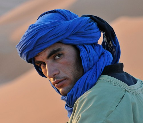 blue-men-morocco