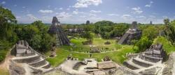 ჯუნგლებში დაკარგული პირამიდების ქალაქი – ტიკალი გვატემალაში