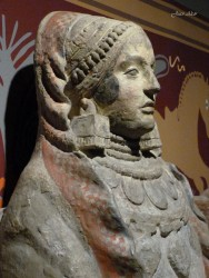 არაჩვეულებრივი არქეოლოგიური აღმოჩენების ისტორიიდან – ქალბატონი ბასადან