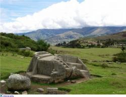 წარღვნამდელი ცივილიზაციის კვალი – საივიტე პერუში