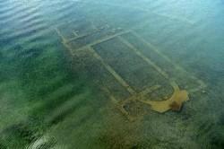 არაჩვეულებრივი არქეოლოგიური აღმოჩენა თურქეთში – წყალქვეშა ბაზილიკა