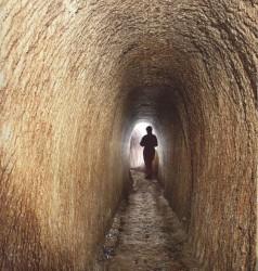 12 000 წლის მიწისქვეშა ტუნელები შოტლანდიიდან ხმელთაშუა ზღვამდე