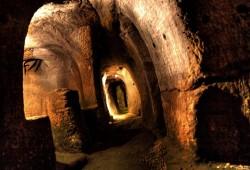 მისტიკური მიწისქვეშა ლაბირინთი შოტლანდიაში შესაძლოა დრუიდთა ტაძარი ყოფილიყო