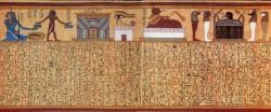 """არაჩვეულებრივი აღმოჩენა – 4000 წლის ეგვიპტური მანუსკრიპტი, """"მკვდართა წიგნის"""" ყველაზე ძველი ვერსია"""
