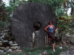 წარღვნამდელი ცივილიზაციის გამოცანები – გიგანტური ქვის დოლაბები მიკრონეზიაში